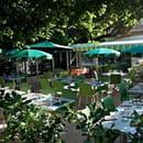 Au Rendez Vous des Amis  - Terrasse du Restaurant Au RDV des Amis Nice -