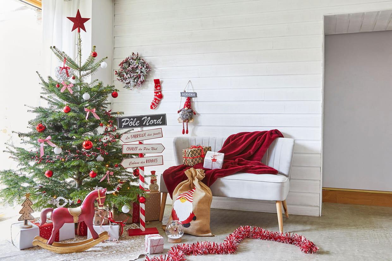 Sapin De Noel Decoration Traditionnelle décoration de noël 2020 : tendances, conseils de déco et diy
