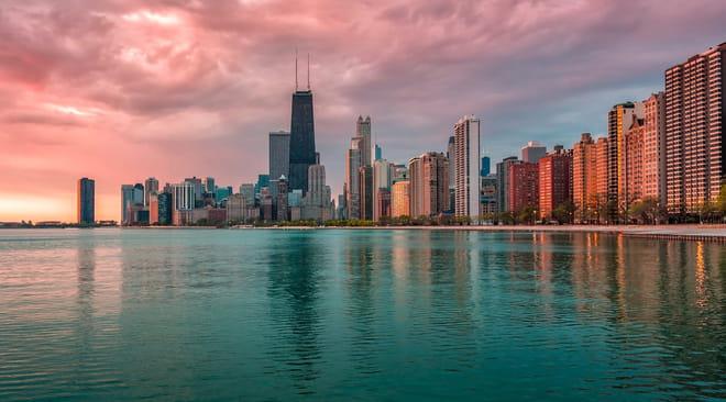 Chicago: lieux à visiter, bons plans, restaurants, pizza, météo, le guide
