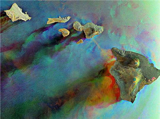 Hawaï passée au peigne fin