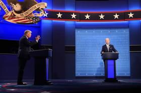 Débat Trump - Biden: une mesure pour éviter la cacophonie du premier duel
