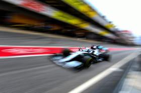 F1: Mercedes remporte la bataille des essais