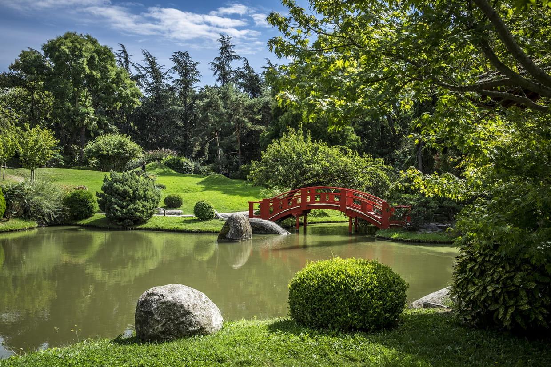 Le jardin japonais - Les jardins d isaure toulouse ...