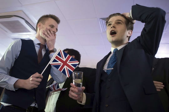 Brexit: le résultat du référendum [OFFICIEL]