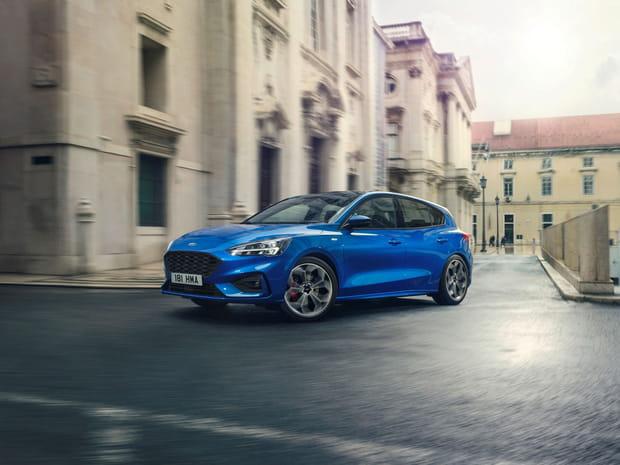 La nouvelle Ford Focus en images