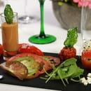 La Winstub de l'Ile  - Les tomates -