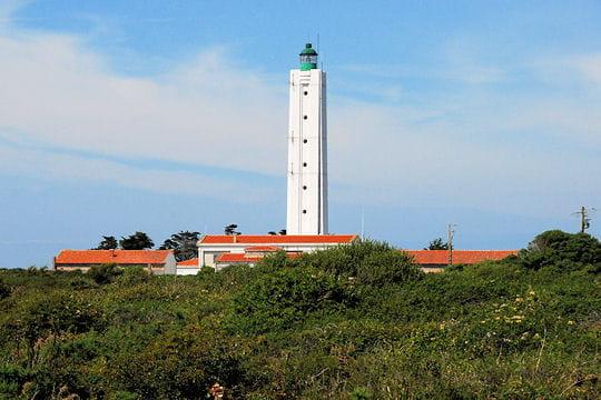 Le Grand phare - Ile d'Yeu