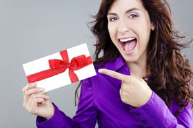 Chèque-cadeau: plafond, montant... comment bien s'en servir?