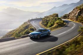 La nouvelle BMW Serie 4coupé en images