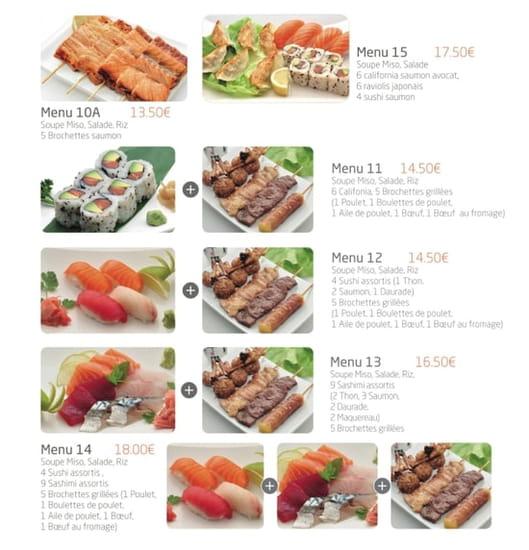 Restaurant Japonais Sartrouville