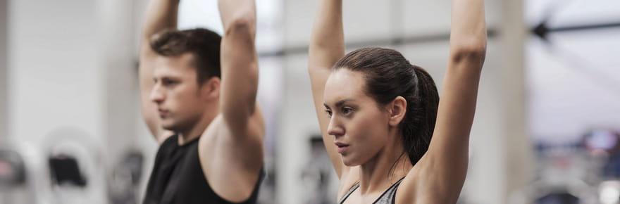 10exercices pour perdre le gras des bras