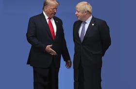 Boris Johnson rappelle à Donald Trump les gestes à éviter