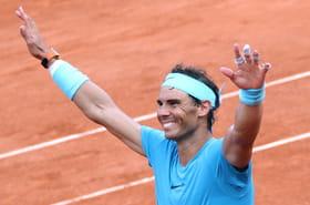Roland Garros: 11e titre pour Nadal, vainqueur de Thiem en finale