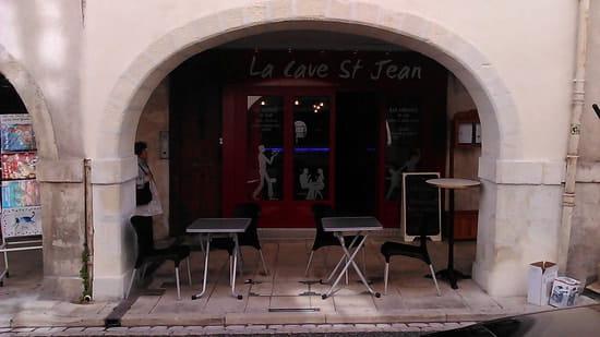 La Cave Saint Jean  - La Cave Saint Jean - La facade -   © MG-Diff.fr