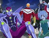 Marvel's Avengers : Ultron Revolution : Civil War : La chute d'Attilan