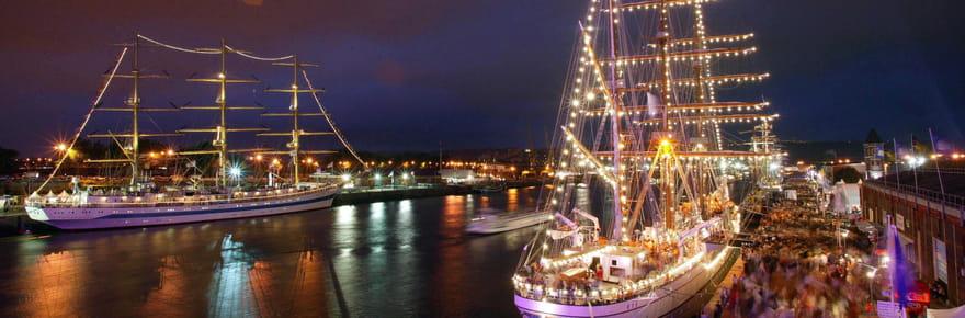 Armada de Rouen : programme et dates de la 7e édition