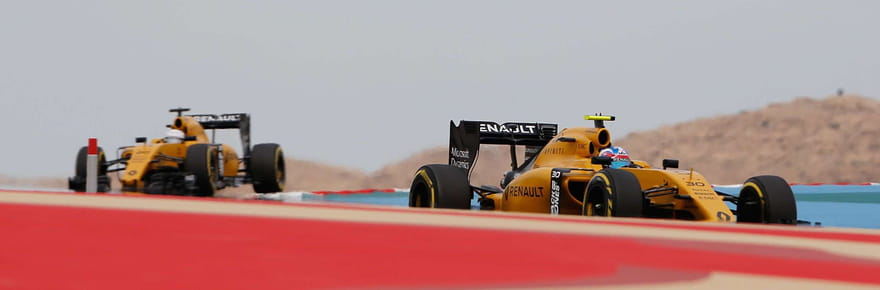 Renault F1: Palmer avec Hulkenberg en 2017[pilotes, photos RS16, résultats]