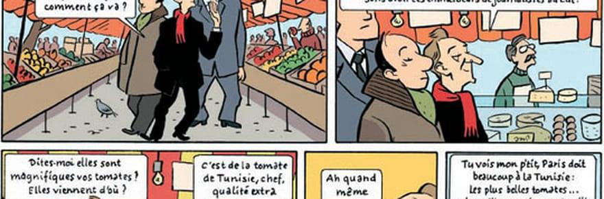 """""""Monsieur Bertrand ou la vraie vie du maire de Paris"""""""