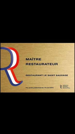 Restaurant : Le Saint Sauvage