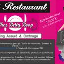 Restaurant : Chez Betty Boop  - CAF2 RESTAURANT CHEZ BETTY BOOP -   © FRANCE