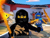 Ninjago : Retour vers le passé