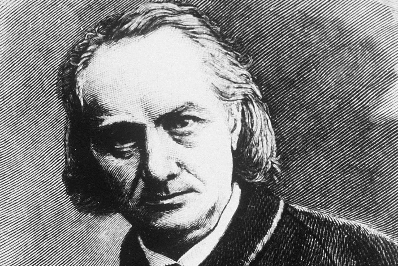 Charles Baudelaire: biographie courte du poète inspiré par le spleen