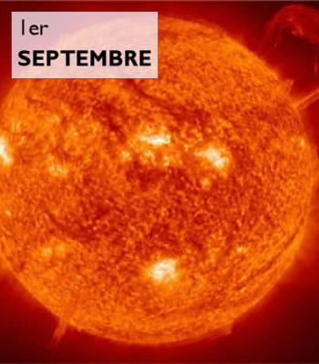 le soleil est une étoile tout à fait classique dans l'univers.