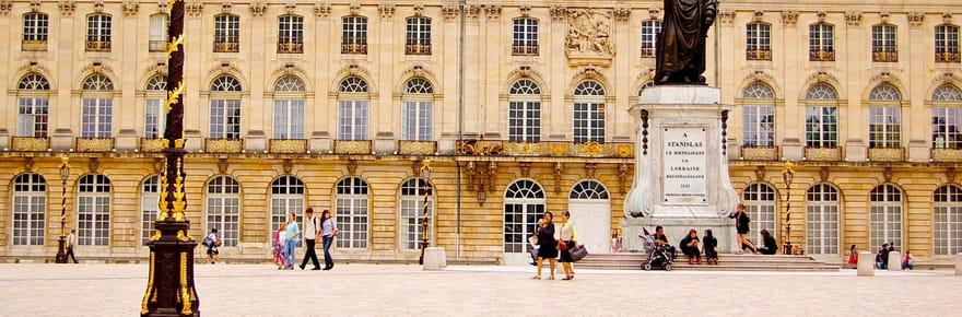 Monument préféré des Français: la place Stanislas de Nancy en images