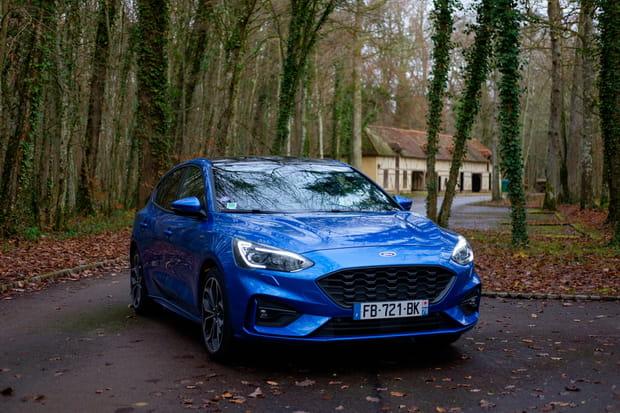 Essai de la nouvelle Ford Focus autour de Troyes
