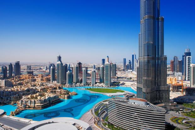 Dubaï, aux Emirats arabes unis