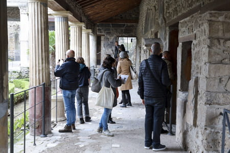 Pompéi Italie
