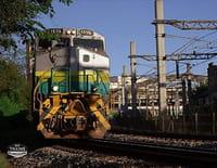 Des trains pas comme les autres : Brésil (1/2)