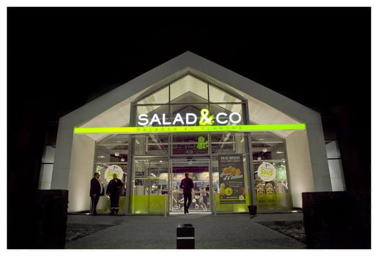 Salad and Co