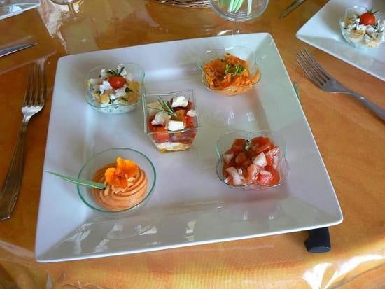 Bar-restaurant-Traiteur Les Pieds dans l'Plat  - cocktail,plats à emporter aux pieds dans le plat -   © bourges joelle