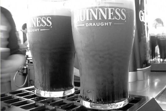 La bière irlandaise