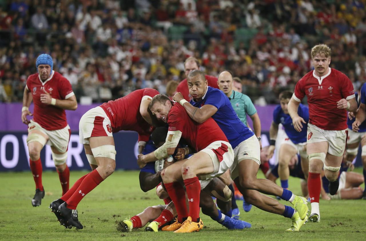Coupe du monde de rugby 2019: France et Japon disqualifiés, résultats et affiches des demi-finales