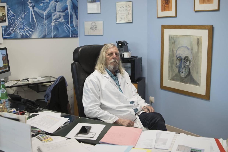 Le docteur Didier Raoult quitte le conseil scientifique — Coronavirus