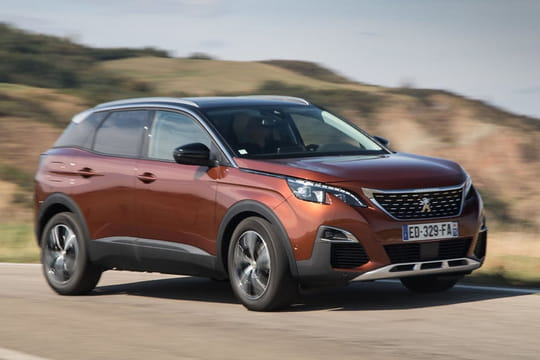 Peugeot 3008: les prix, l'essai, les moteurs [photos, avis]