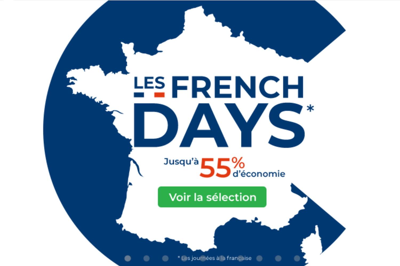 French Days2021: découvrez notre sélection des meilleurs deals