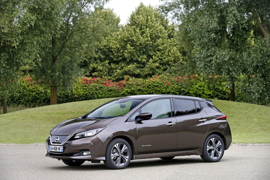 Quelle autonomie pour la Nissan Leaf? Les chiffres