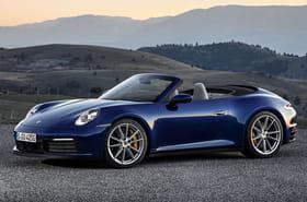Nouvelle Porsche 911: la version cabriolet dévoilée! [photos, infos]