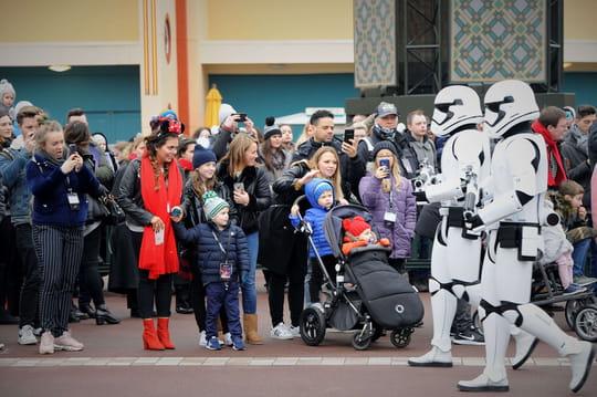 Disneyland Paris: le parc s'agrandit avec les univers Star Wars et Marvel