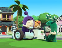 Oddbods : Monster Tuck