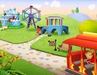 Le village de Dany : La famille Tigre s'amuse