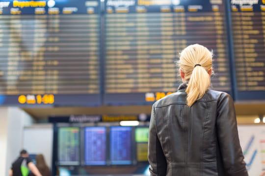 Grève des contrôleurs aériens: les prévisions du trafic du 22mars