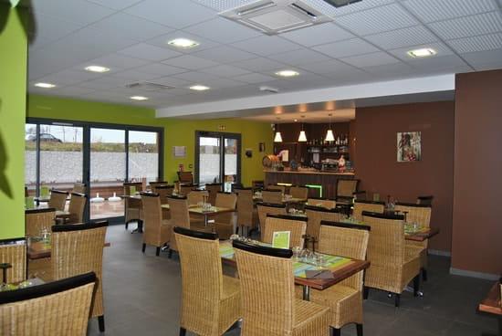 Plaisir des Papilles  - Salle du restaurant -