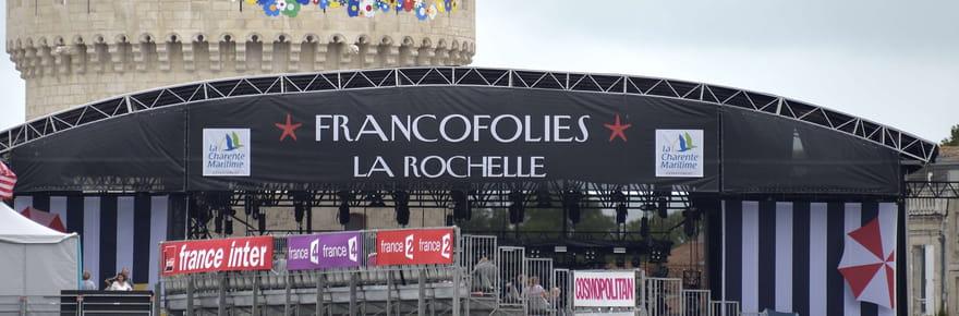 Francofolies2017: les activités à faire, les concerts à voir