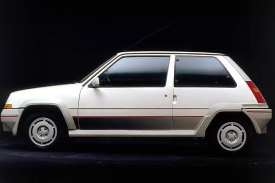 super 5 gt turbo 1985 1990. Black Bedroom Furniture Sets. Home Design Ideas