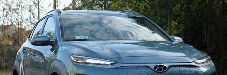 Hyundai Kona: notre essai du SUV urbain électrique [photos]