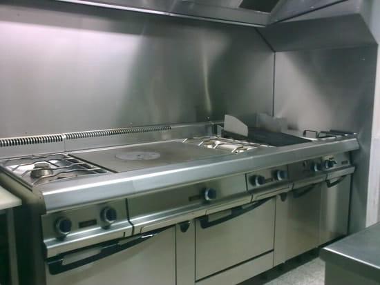 Restaurant : Le Beauséjour  - la cuisine -   © 16